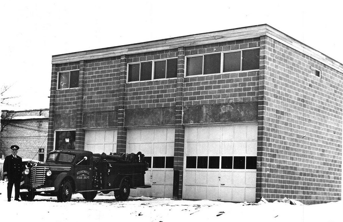 Stonewall Fire Hall