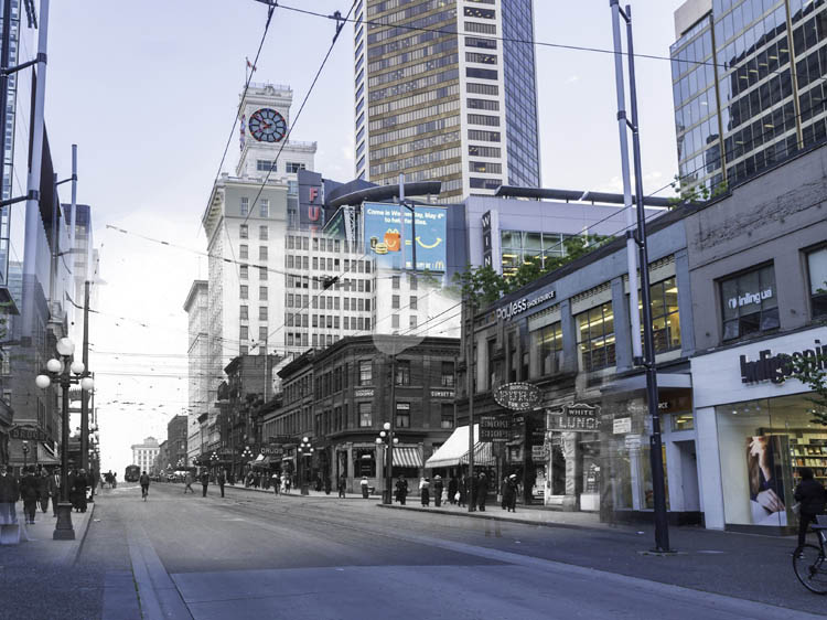 Granville Street View
